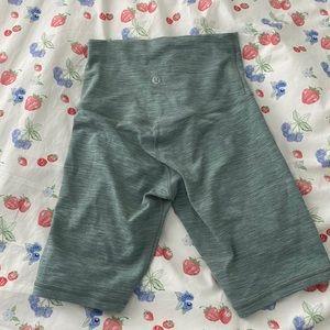 Brand new LULULEMON biker shorts